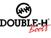 Double H Boot Logo